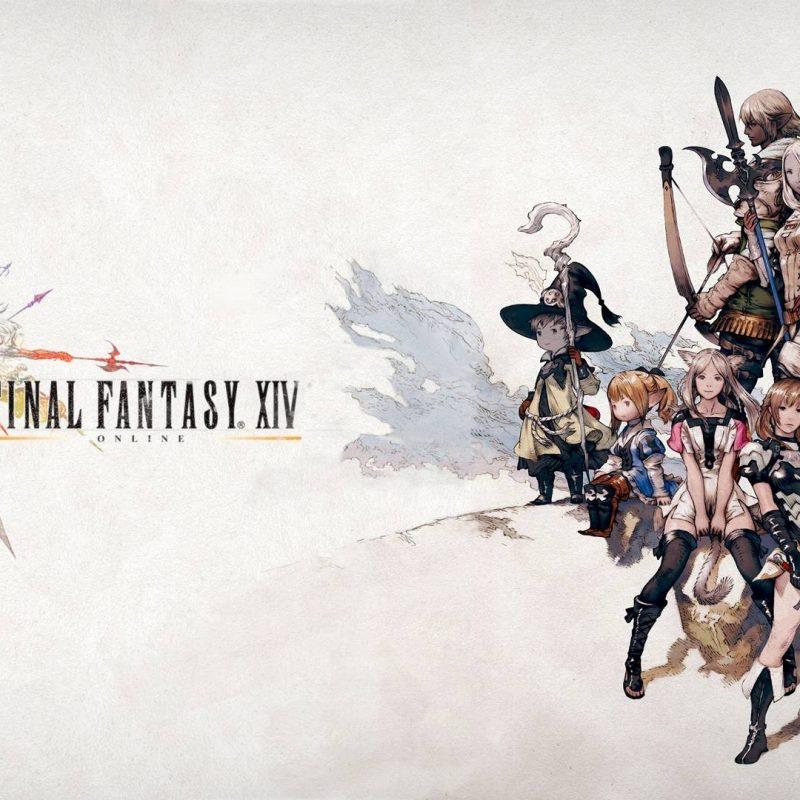 10 Best Final Fantasy Xiv Wallpaper Hd FULL HD 1080p For PC Desktop 2018 free download final fantasy xiv wallpapers wallpaper cave 2 800x800