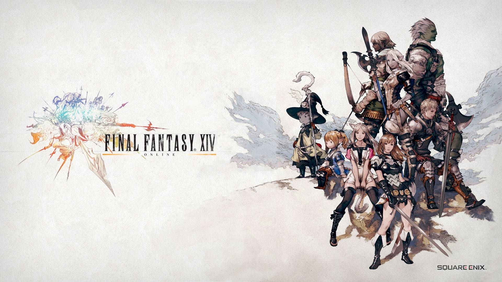 final fantasy xiv wallpapers - wallpaper cave