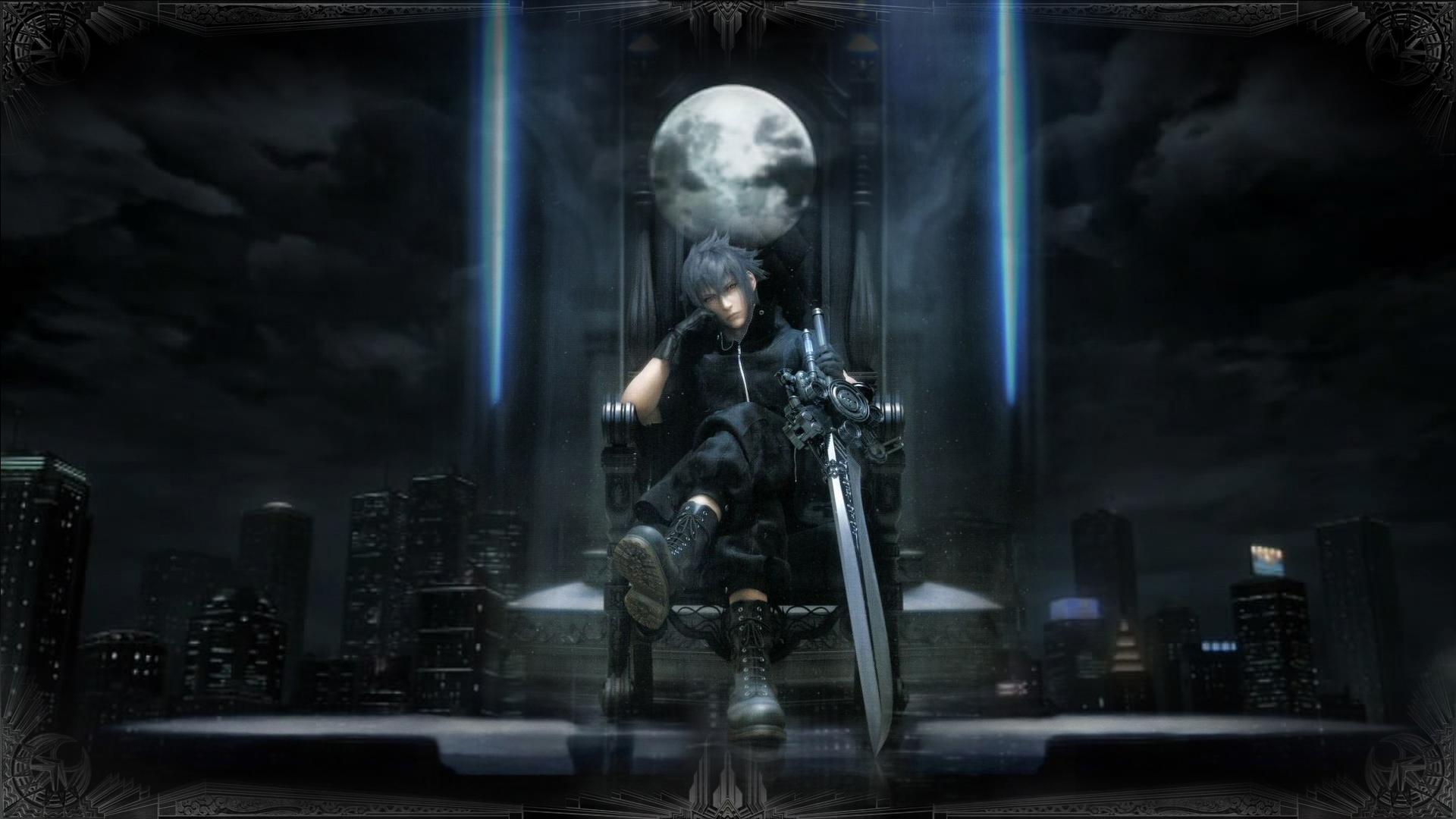 final fantasy xv : des infos sur le gameplay, les persos et d'autres