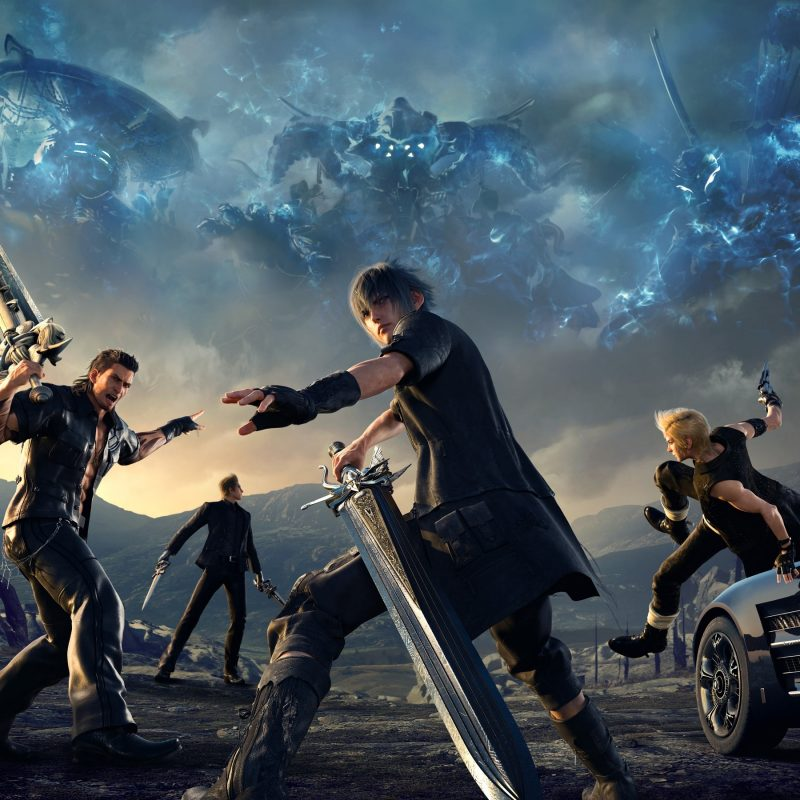 10 New Final Fantasy Xv Wallpaper FULL HD 1920×1080 For PC Background 2018 free download final fantasy xv full hd wallpaper and background image 3200x1800 3 800x800