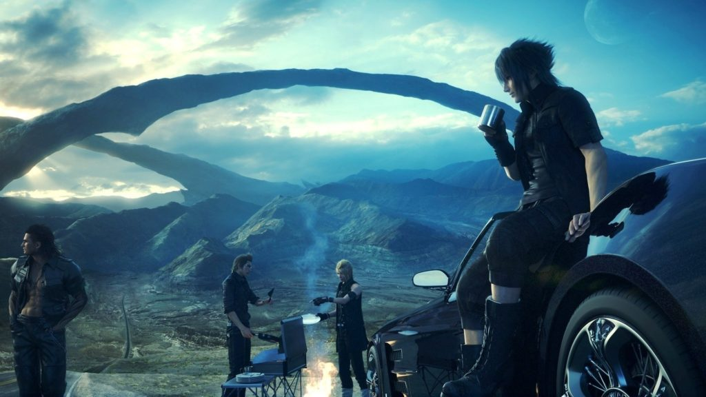 10 Top Final Fantasy 15 Wallpapers FULL HD 1920×1080 For PC Background 2018 free download final fantasy xv hd wallpaper 81 images 1024x576