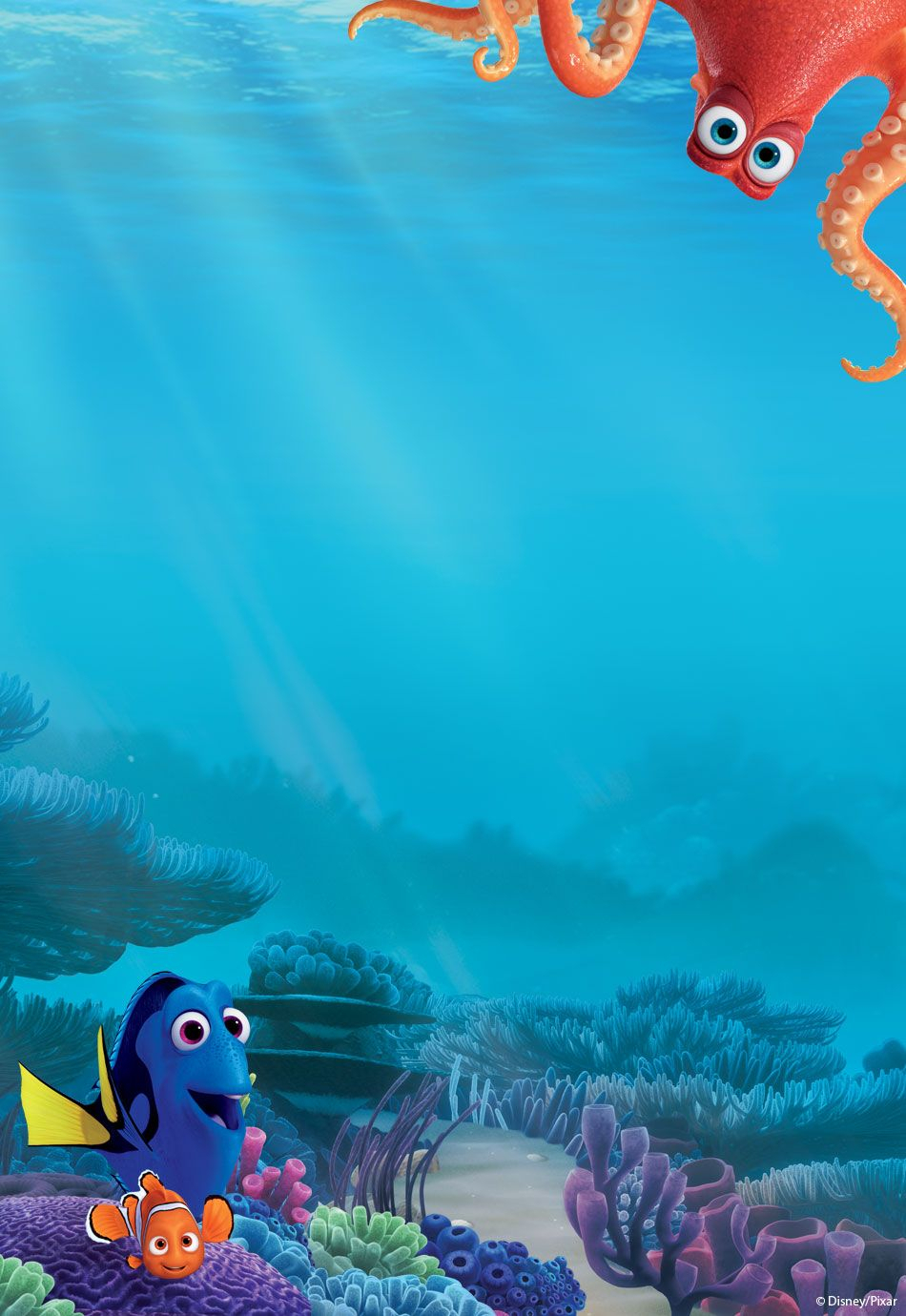 finding dory movie poster | wallpapers | finding dory, disney
