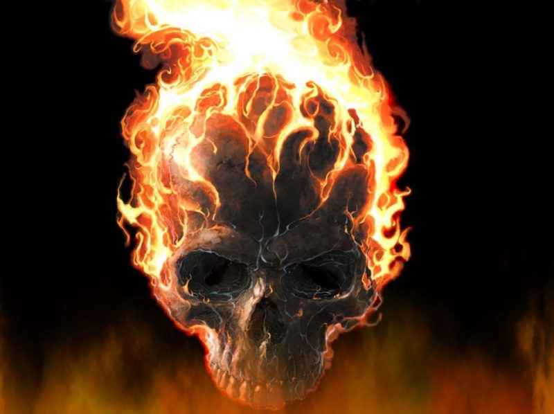 10 New Fire Skull Wallpapers FULL HD 1920×1080 For PC Desktop 2020 free download fire skull wallpapers wallpaper cave 1 800x598