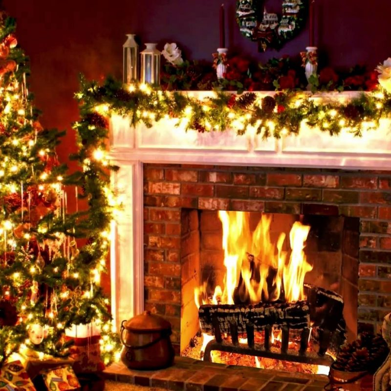 10 New Christmas Fireplace Background Images FULL HD 1920×1080 For PC Desktop 2018 free download fireplace christmas tree full hd youtube 800x800