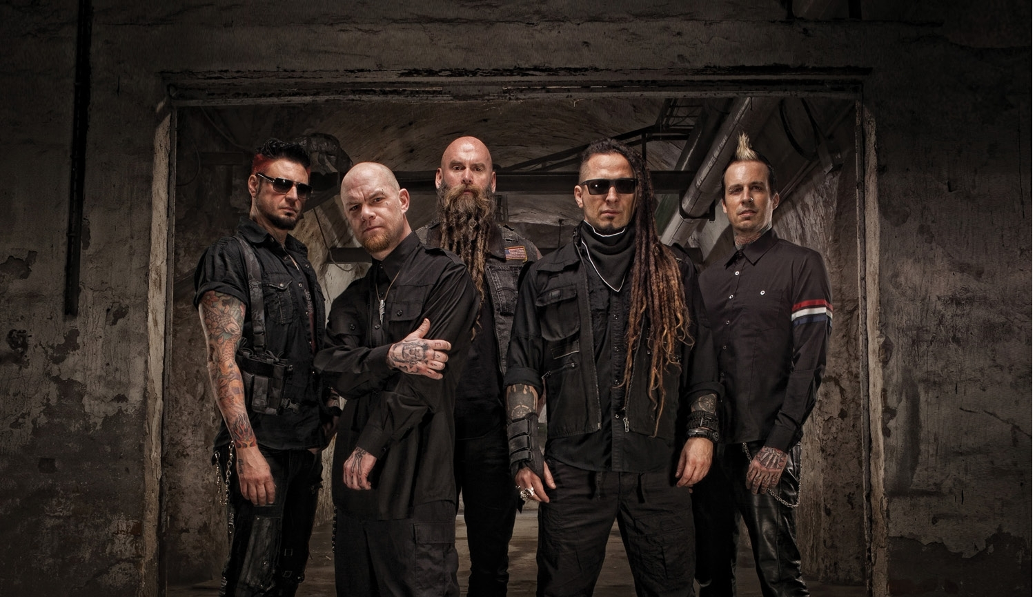 five finger death punch & in flames | lotto arena