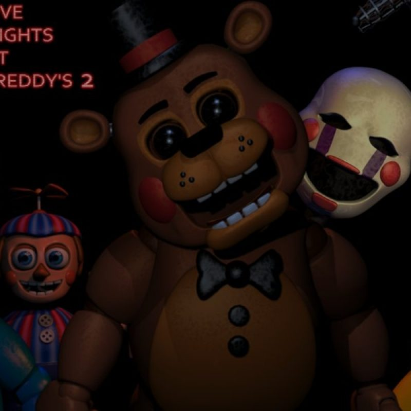 10 Top Five Nights At Freddy's Wallpapers FULL HD 1080p For PC Desktop 2018 free download five nights at freddys 2 toy wallpaperelsa shadow on deviantart 2 800x800