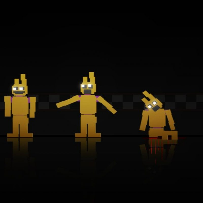 10 Best Five Nights At Freddy's Backgrounds FULL HD 1080p For PC Background 2020 free download five nights at freddys 3 wallpapergoldennove on deviantart 1 800x800