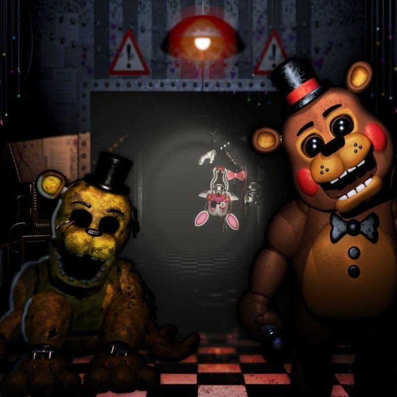 10 Top Five Night At Freddy Wallpaper FULL HD 1920×1080 For PC Background 2020 free download five nights at freddys fnaf wallpapers wallpaper cave 1 800x800