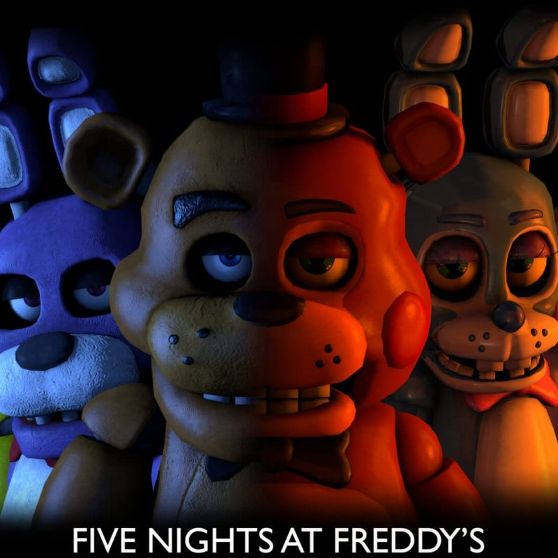 10 Top Five Night At Freddy Wallpaper FULL HD 1920×1080 For PC Background 2020 free download five nights at freddys movie to be directedchris columbus 800x800