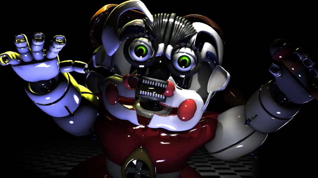 10 New Five Nights At Freddy's Sister Location Wallpaper FULL HD 1920×1080 For PC Desktop 2018 free download five nights at freddys sister location could be delayed for 1024x576