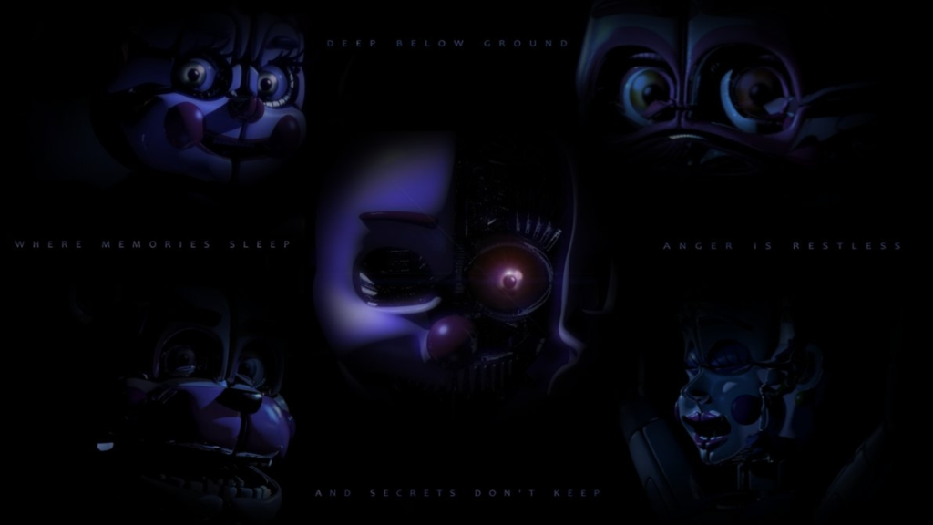 10 New Five Nights At Freddy's Sister Location Wallpaper FULL HD 1920×1080 For PC Desktop 2018 free download five nights at freddys sister location wallpaper 1024x576