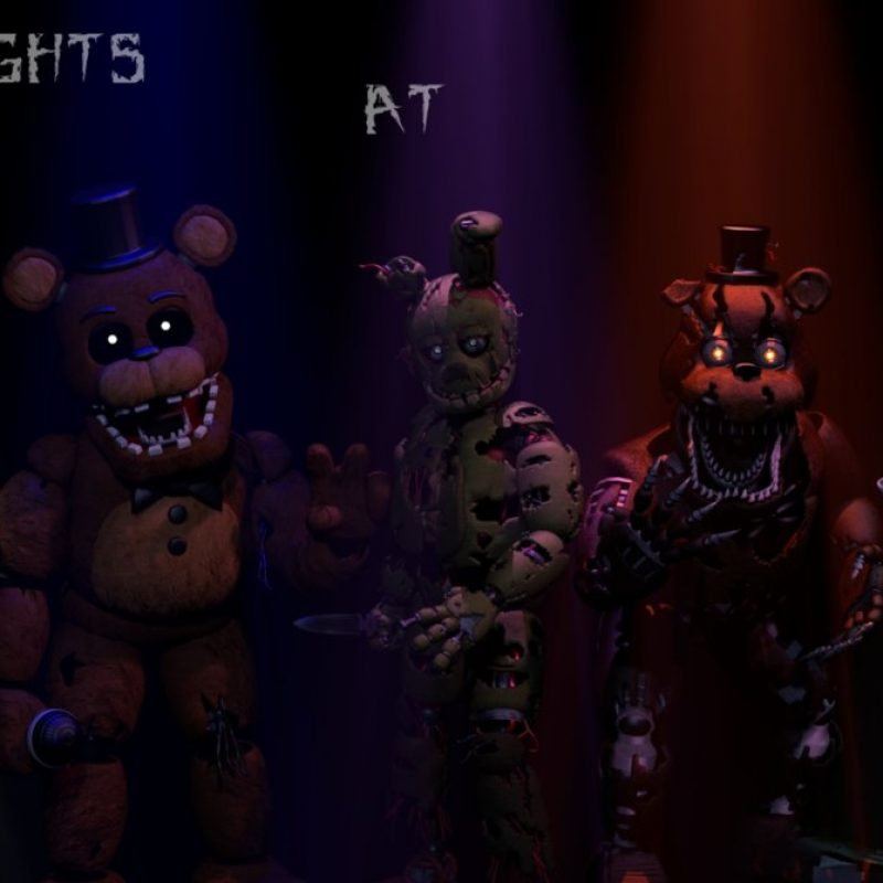 10 Top Five Nights At Freddy's Wallpapers FULL HD 1080p For PC Desktop 2018 free download five nights at freddys wallpaperlord kaine on deviantart 3 800x800