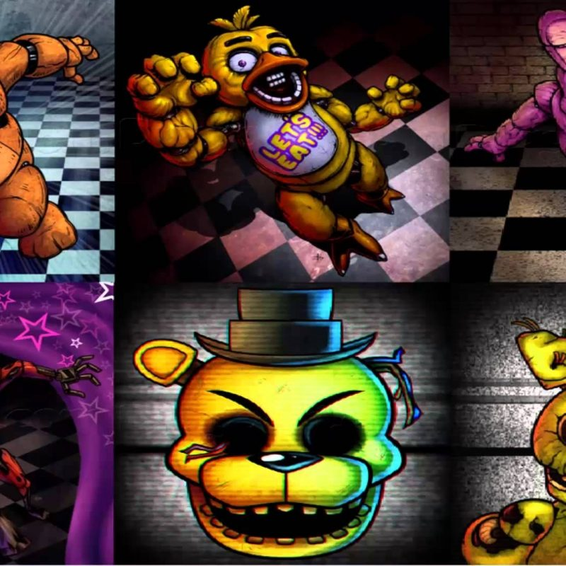10 Top Five Night At Freddy Wallpaper FULL HD 1920×1080 For PC Background 2020 free download five nights at freddys wallpapers youtube 1 800x800