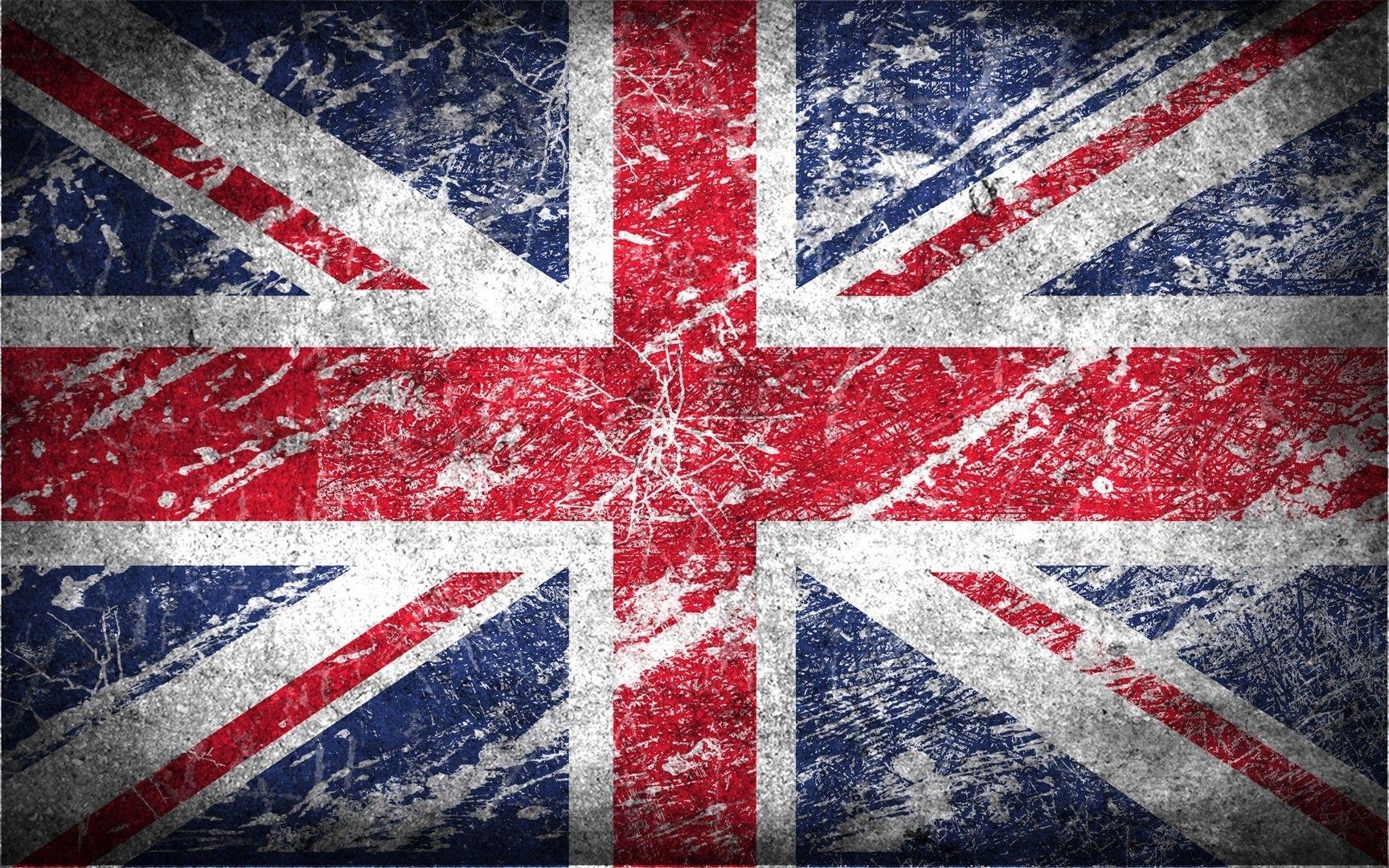 flag of the great britain wallpaper   flags wallpaper   pinterest