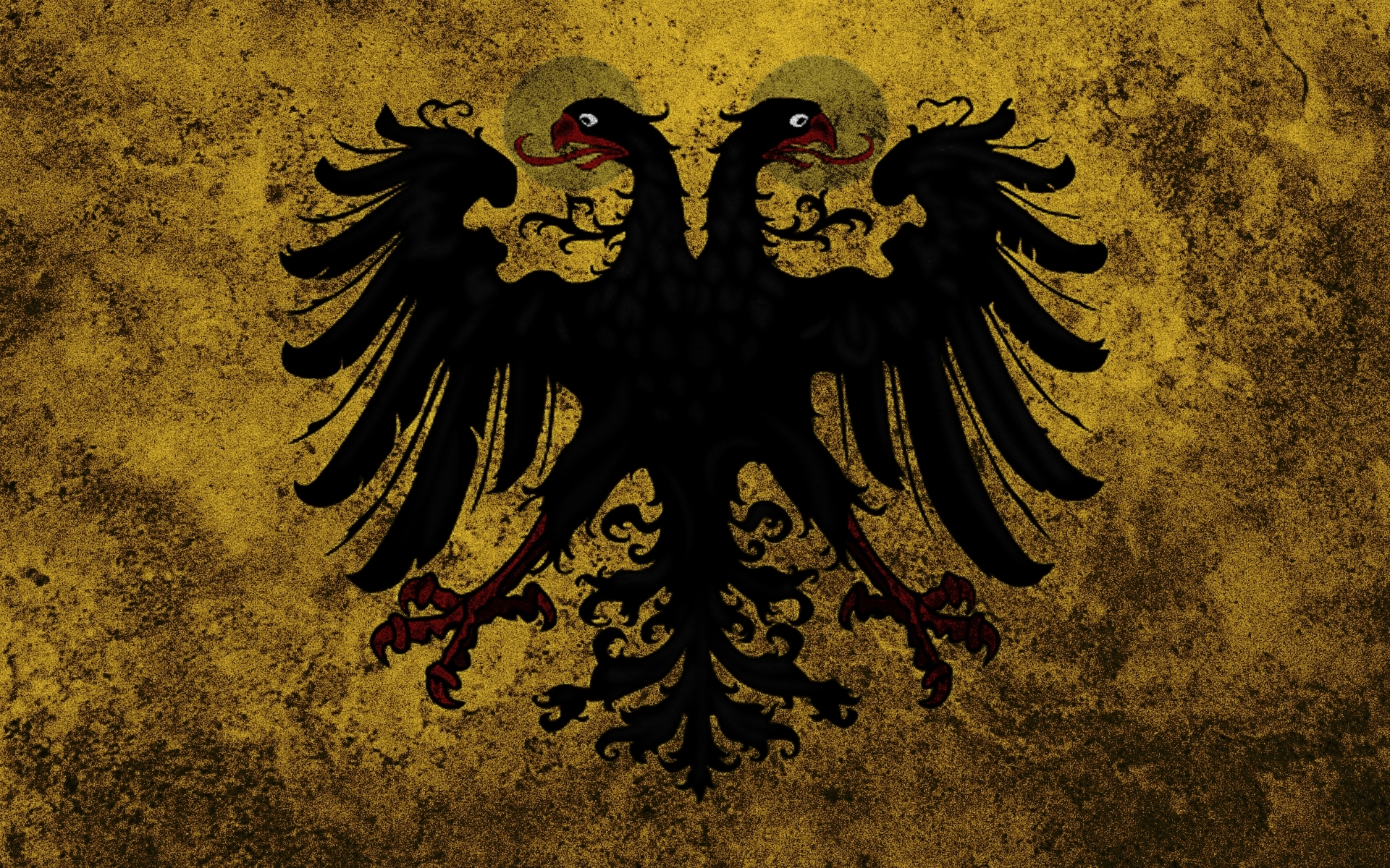 flags of the holy roman empire full hd wallpaper and background