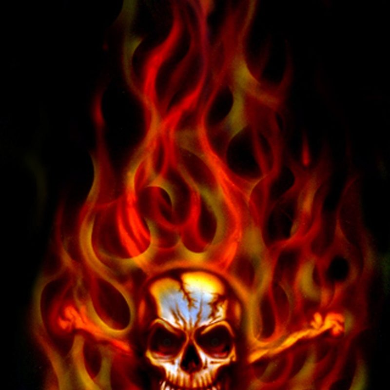 10 Most Popular Skulls And Flames Wallpaper FULL HD 1080p For PC Desktop 2018 free download flaming skull wallpapers wallpaper cave all wallpapers 800x800
