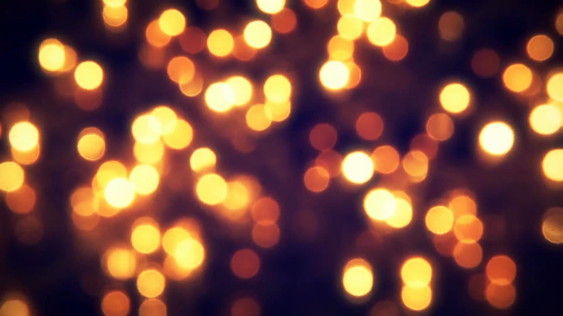 flashing christmas lights bokeh seamless loop background stock video