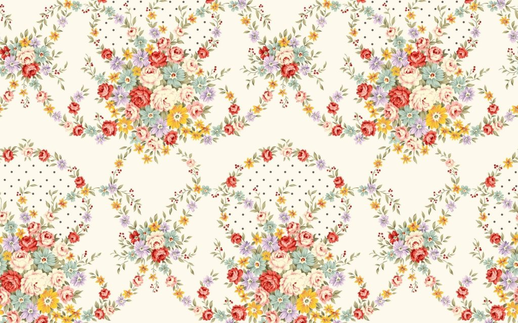 10 Most Popular Vintage Floral Pattern Desktop Wallpaper FULL HD 1920×1080 For PC Background 2018 free download floral tumblr wallpaper 1024x640