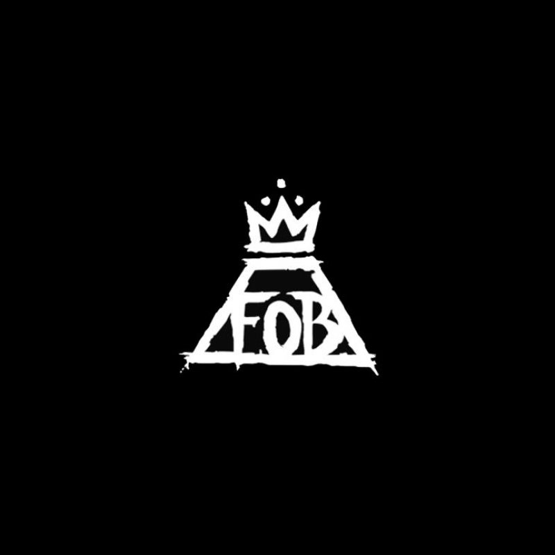10 Top Fall Out Boy Logo Wallpaper FULL HD 1920×1080 For PC Background 2018 free download fob again fall out boy pinterest wallpaper emo bands and 800x800