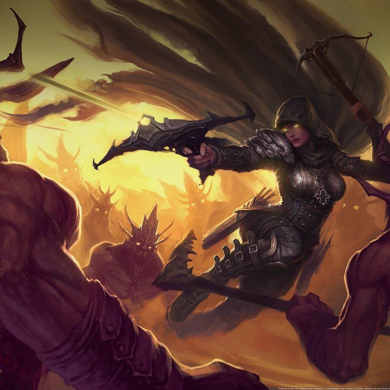 10 New Diablo Demon Hunter Wallpaper FULL HD 1920×1080 For PC Background 2018 free download fond decran anime dragon diablo iii mythologie chasseur de 800x800