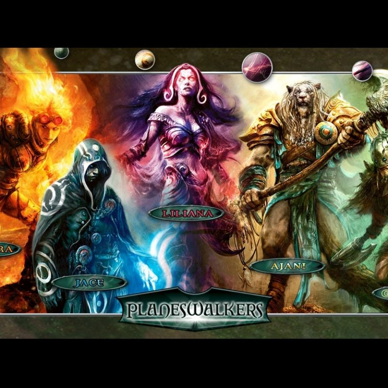 10 Best Magic The Gathering Planeswalker Wallpaper FULL HD 1080p For PC Background 2018 free download fond decran de la semaine les arpenteurs magic the gathering 800x800