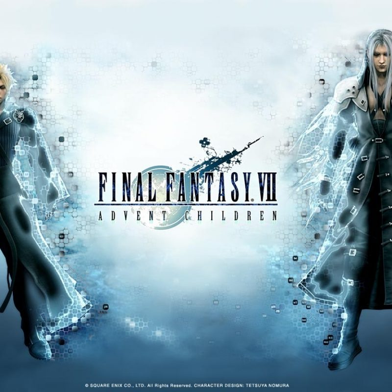 10 Top Final Fantasy 7 Advent Children Wallpaper FULL HD 1080p For PC Background 2020 free download fond decran final fantasy vii advent children wallpaper 800x800