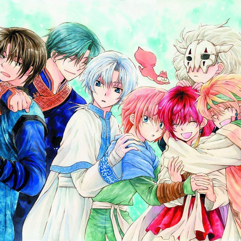 10 Most Popular Akatsuki No Yona Wallpaper FULL HD 1080p For PC Background 2018 free download fond decran illustration anime akatsuki no yona yona akatsuki 800x800