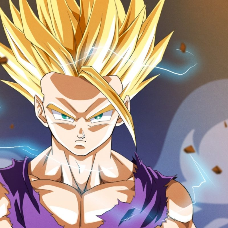 10 New Super Saiyan 2 Gohan Wallpaper FULL HD 1080p For PC Desktop 2018 free download fond decran illustration anime ouvrages dart dessin anime 800x800