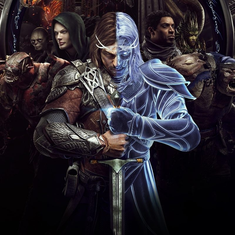 10 Most Popular Shadow Of War Wallpaper FULL HD 1920×1080 For PC Background 2018 free download fond decran middle earth shadow of war talion celebrimbor orc 800x800