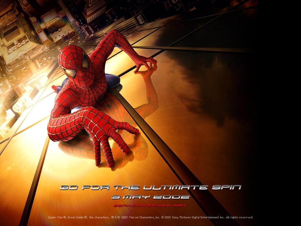 fond d'ecran spiderman - wallpaper
