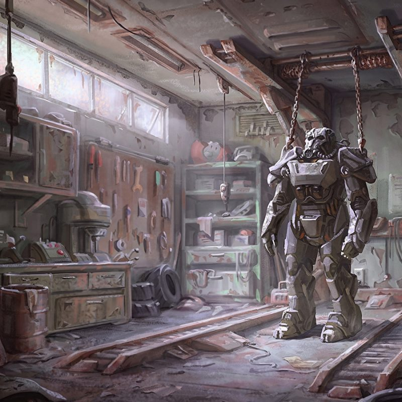 10 Most Popular Fallout 4 1600X900 FULL HD 1080p For PC Background 2018 free download fonds decran 1600x900 guerrier fallout 4 garage armure jeux fantasy 800x800