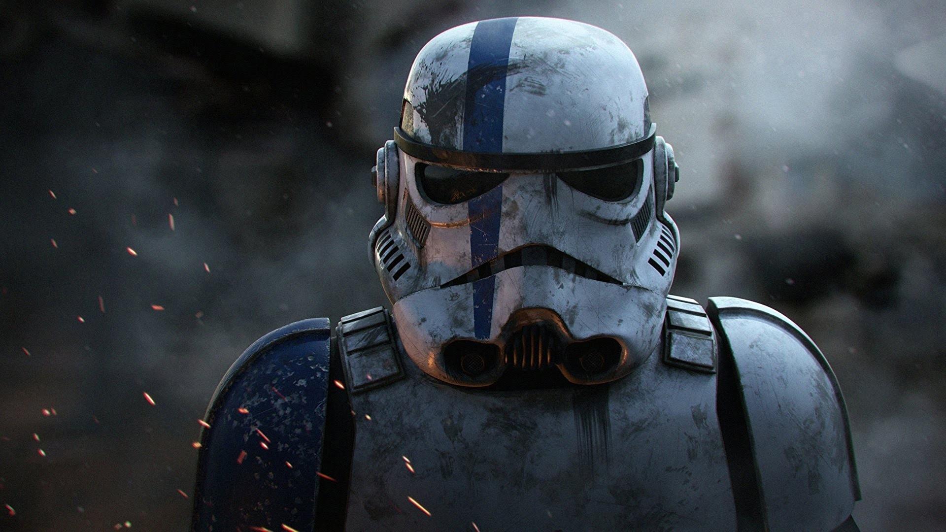 fonds d'ecran 1920x1080 soldats clones star wars - cinéma casque