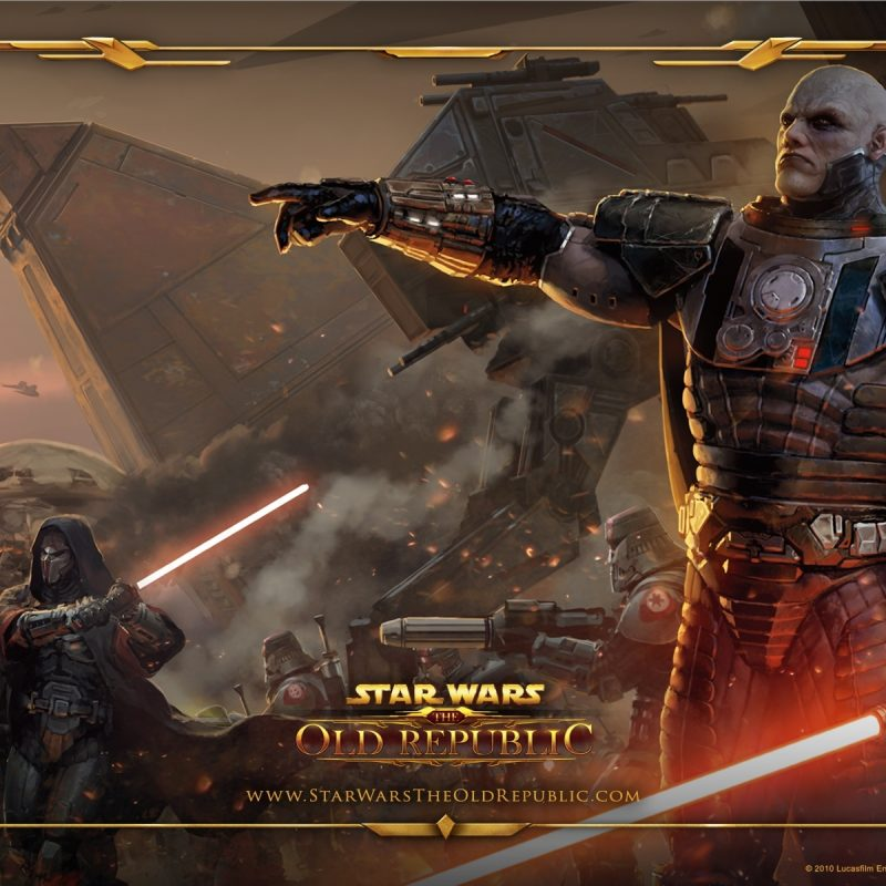 10 Most Popular Star War The Old Republic Wallpaper FULL HD 1920×1080 For PC Background 2018 free download fonds decran 1920x1200 star wars star wars the old republic jeux 800x800