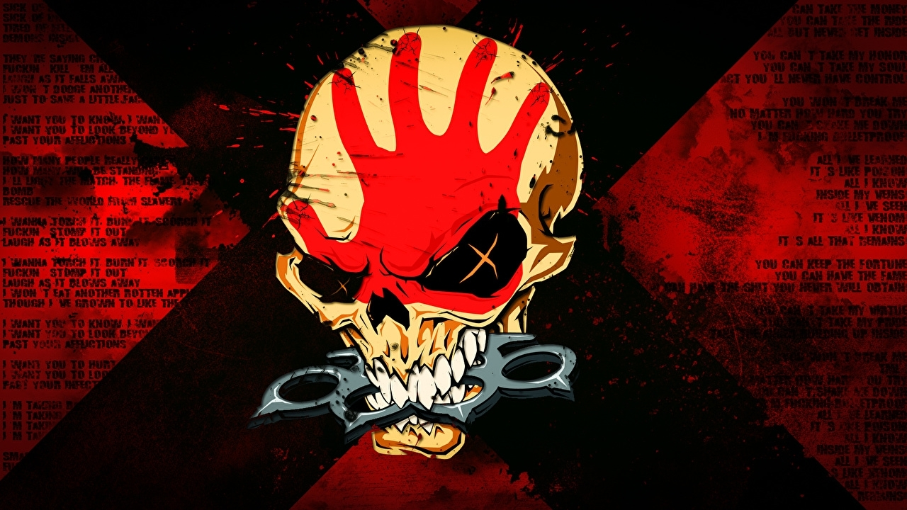 10 New Five Finger Death Punch Pictures FULL HD 1920×1080 For PC Background