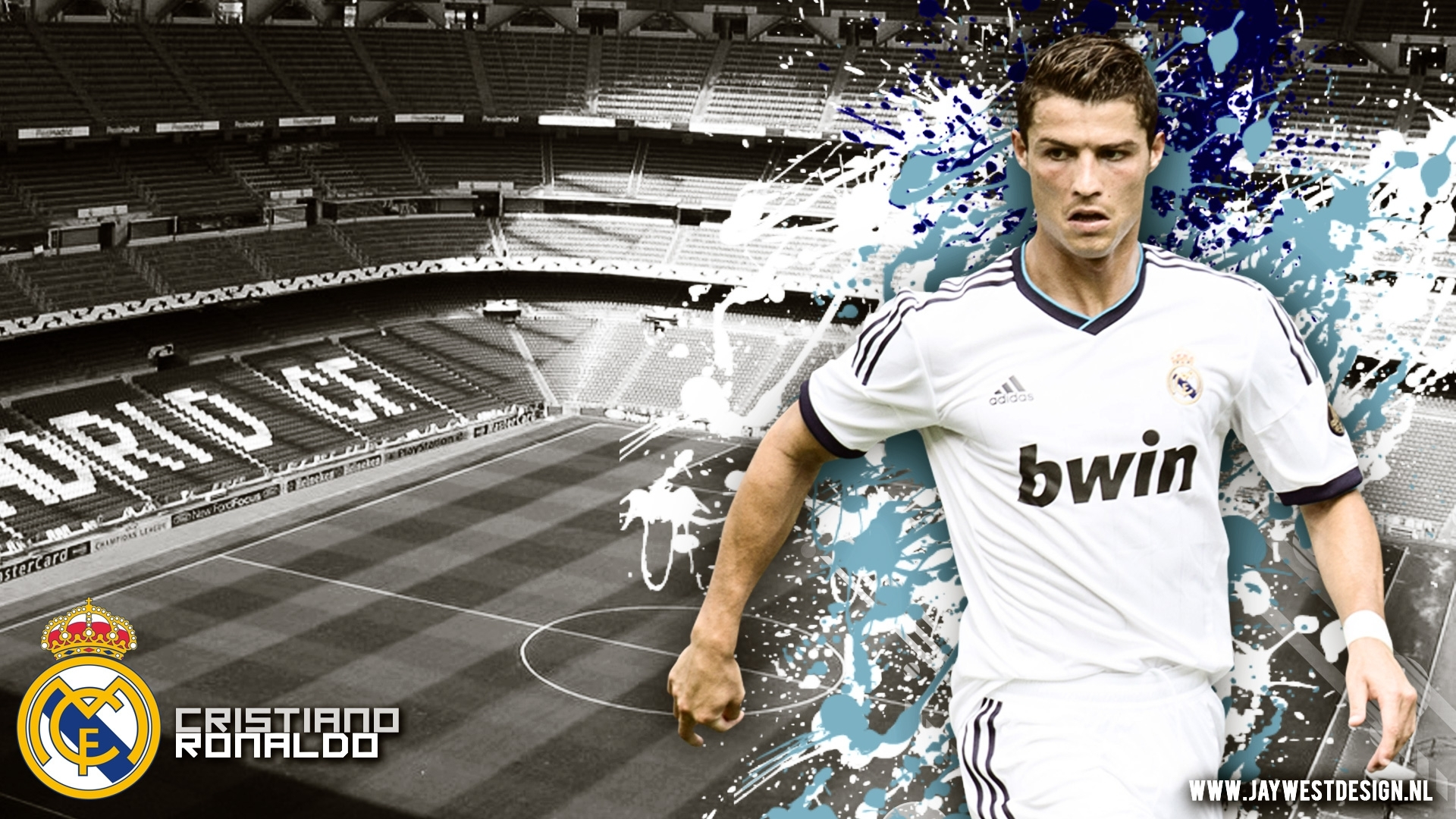 football real madrid wallpaper hd 2013 - http://www.wallpapersoccer