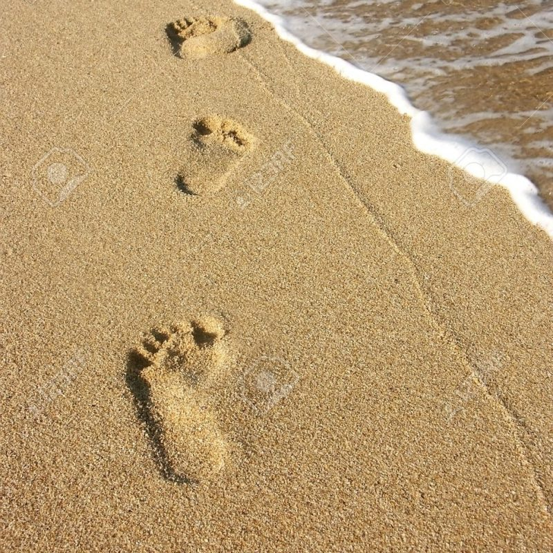 10 New Footprints In The Sand Images Free FULL HD 1920×1080 For PC Desktop 2018 free download footprints along the seashore stock photo picture and royalty free 800x800