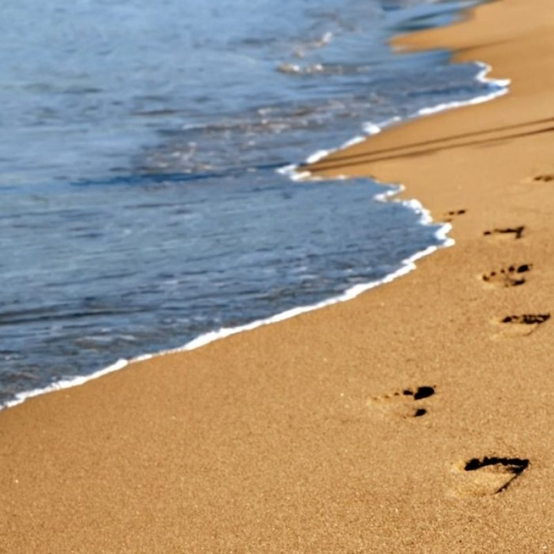 10 Best Footprints In The Sand Wallpaper FULL HD 1080p For PC Desktop 2018 free download footprints in the sand sea sand wallpaper 1920x1080 497297 800x800
