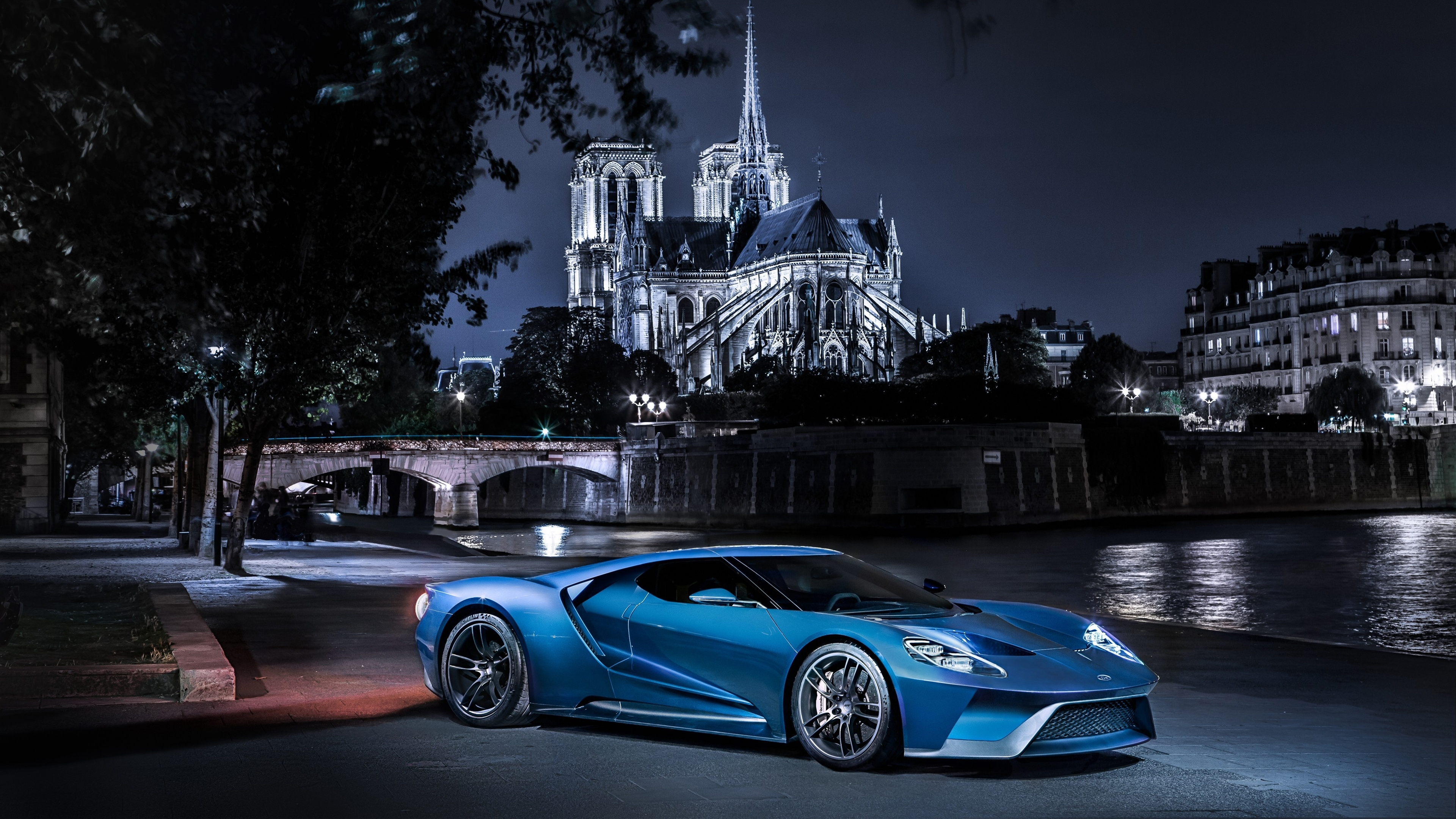 ford gt supercar wallpaper | hd car wallpapers| id #6215