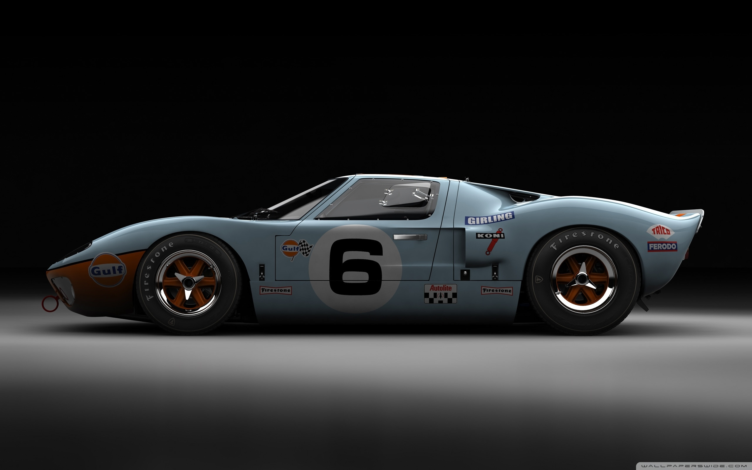10 Best Ford Gt40 Wallpapers High Resolution FULL HD 1920×1080 For PC Desktop