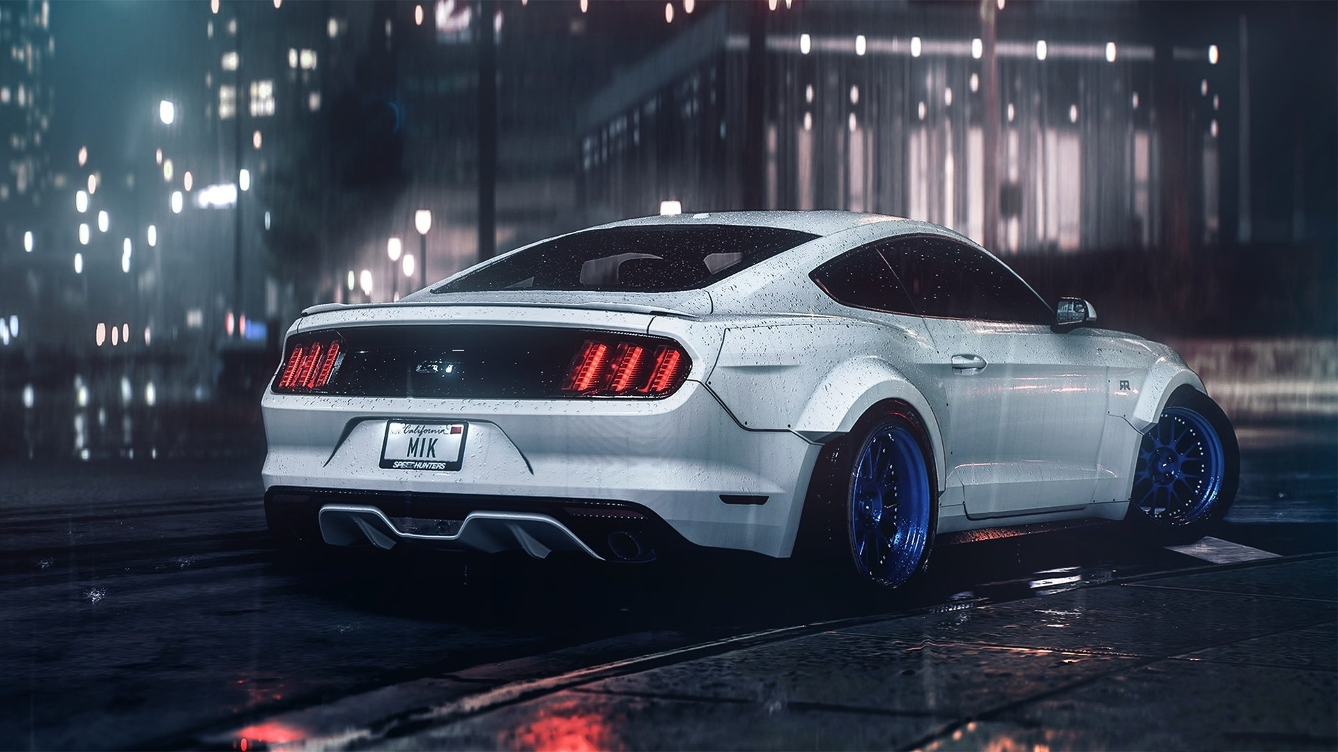 10 Best Ford Mustang Gt Wallpaper FULL HD 1920×1080 For PC Background