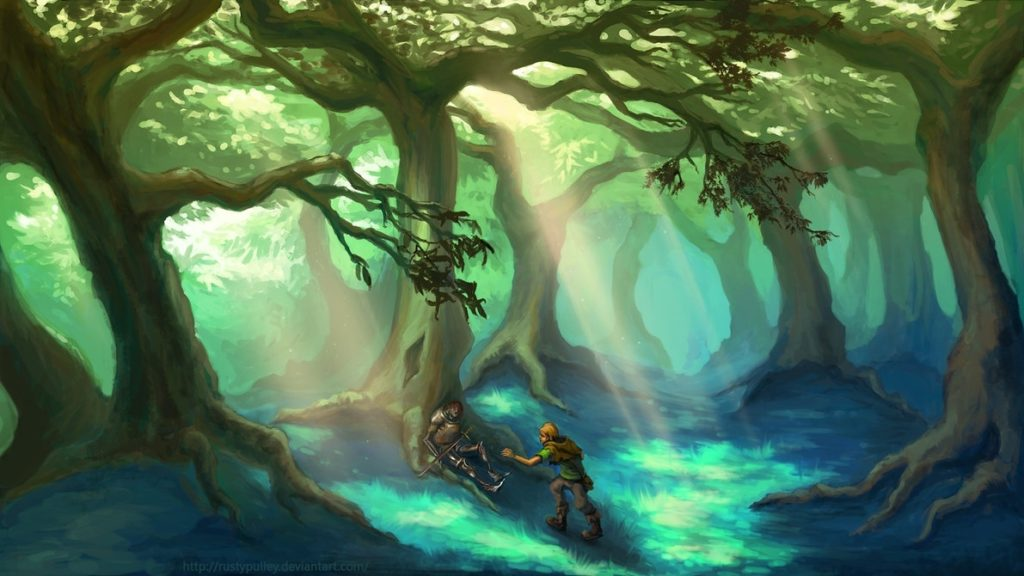 10 Best Anime Forest Clearing Background FULL HD 1080p For PC Desktop 2018 free download forest clearingrustypulley on deviantart 1024x576