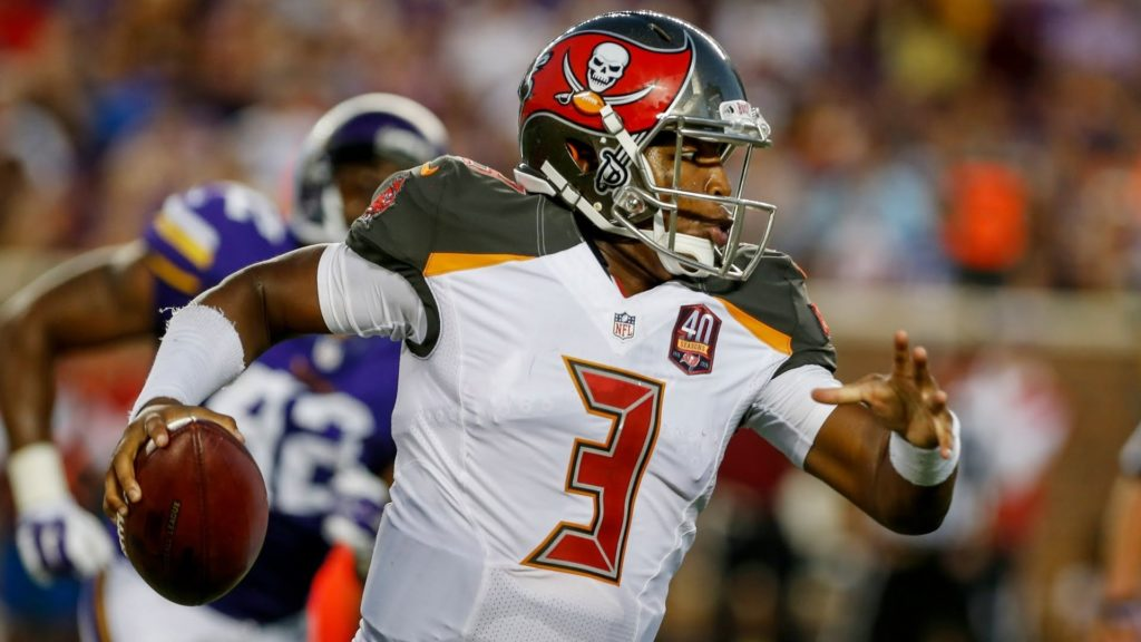 10 Best Jameis Winston Bucs Wallpaper FULL HD 1920×1080 For PC Background 2018 free download former buccaneers de simeon rice talks jameis winston expectations 1024x576