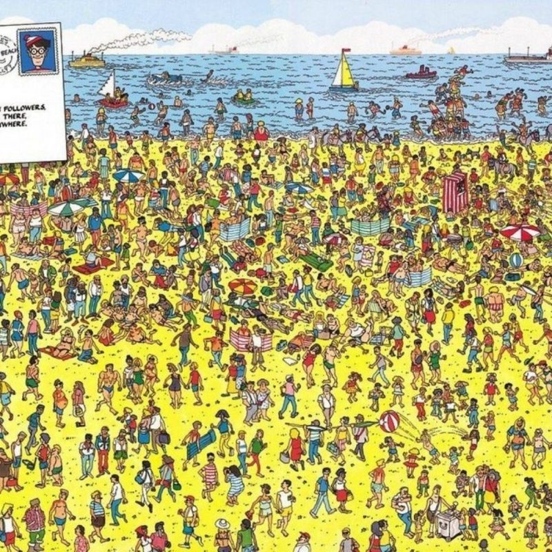 10 Most Popular Where's Waldo Wallpapers For Desktop FULL HD 1080p For PC Background 2018 free download found him lets change that background pinterest change 800x800