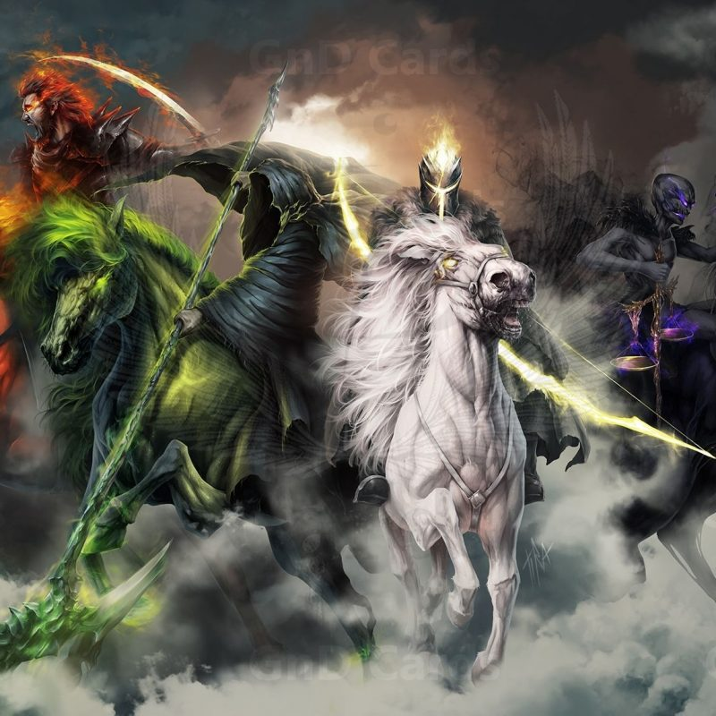 10 Most Popular Four Horsemen Of The Apocalypse Wallpaper FULL HD 1920×1080 For PC Background 2018 free download four horsemen of the apocalypsetira owl deviantart on 800x800