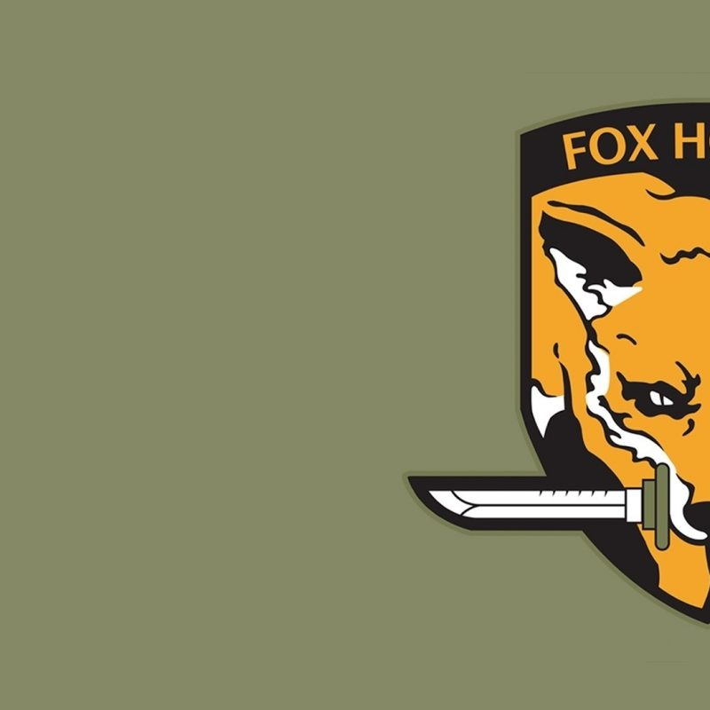 10 Latest Foxhound Logo Wallpaper Hd FULL HD 1920×1080 For PC Desktop 2018 free download fox hound e29da4 4k hd desktop wallpaper for 4k ultra hd tv 800x800
