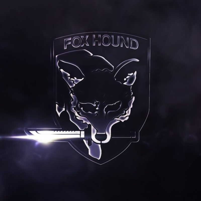 10 Latest Foxhound Logo Wallpaper Hd FULL HD 1920×1080 For PC Desktop 2018 free download foxhound metal gear solidfreshpaprika on deviantart 800x800