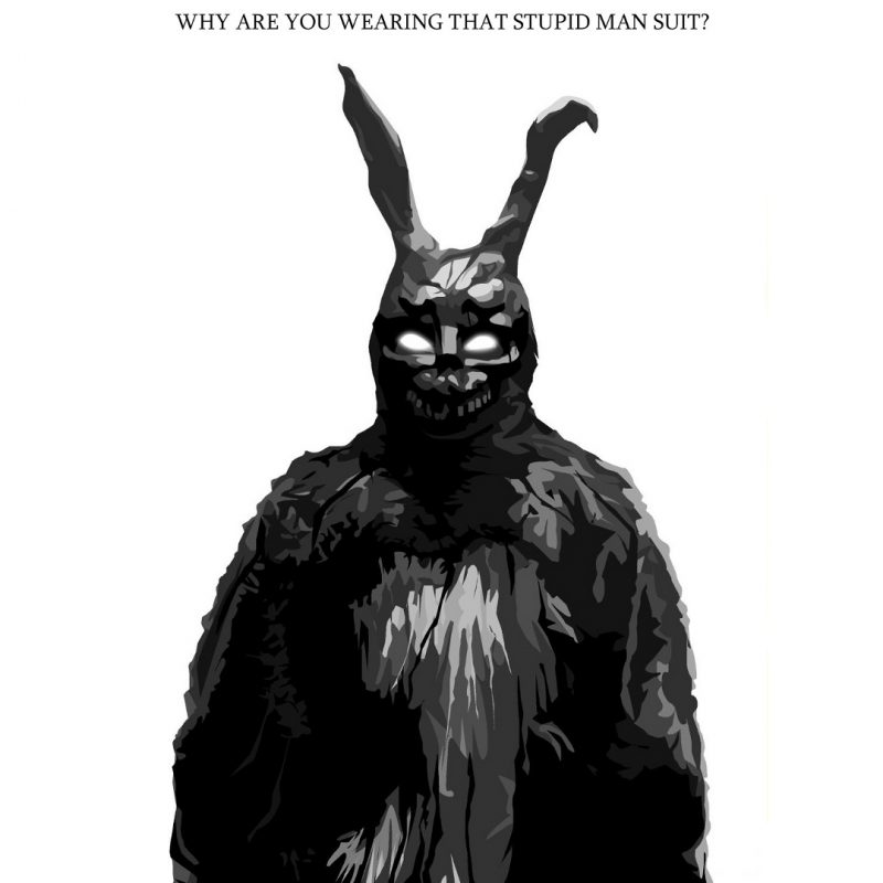 10 Latest Donnie Darko Frank Wallpaper FULL HD 1920×1080 For PC Background 2018 free download frank from donnie darko 1920x1080 wallpapers 800x800