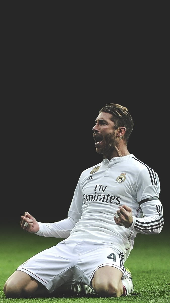 Popular FIFA Footballer Sergio Ramos K Wallpaper HD