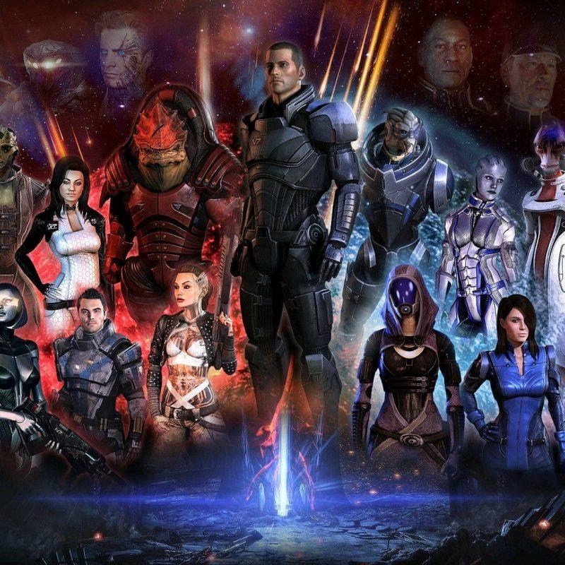 10 Best Mass Effect Desktop Backgrounds FULL HD 1920×1080 For PC Background 2018 free download free 1920x1080 mass effect character wallpapers full hd 1080p 800x800