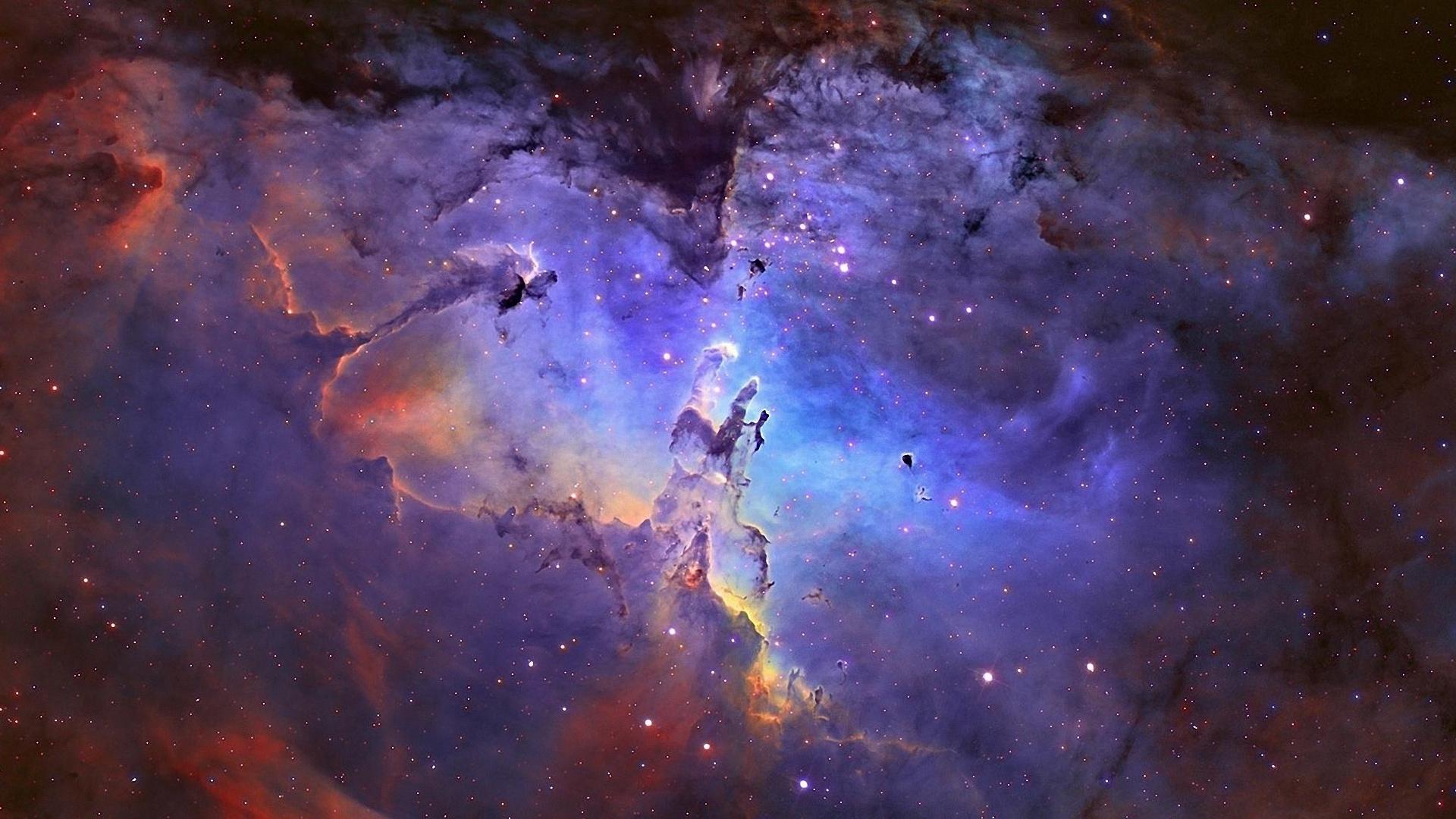 free 1920x1080 space eagle nebula universe wallpapers full hd 1080p